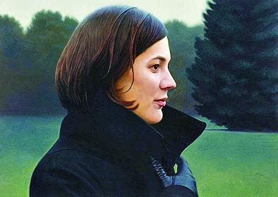 [미술산책] 섬세한 붓질로 그려낸 아내의 초상 기사의 사진