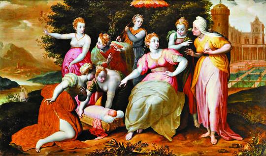[인류 역사를 바꾼 성경 속 여인들] 생명을 지키려는 母性, 평화와 화해를 향한 노정이 되다 기사의 사진