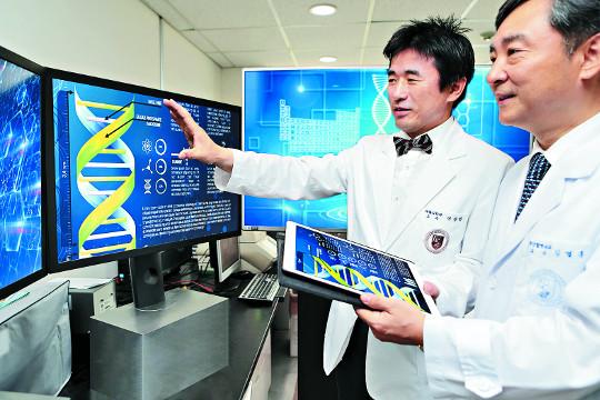 암 예방·치료 '유전자 정보'에 답이 있다 기사의 사진