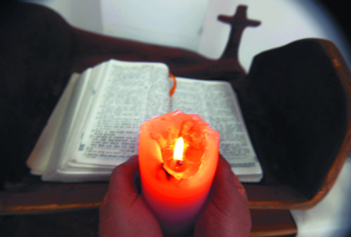 [생각해봅시다] 요즘 관상기도·향심기도가 늘어나는데… 내려놓음의 기도 vs 신비주의적 색채 기사의 사진