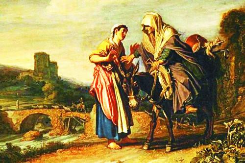 [인류 역사를 바꾼 성경 속 여인들] 착한 며느리 룻, 하나님의 섭리 가득한 일생 기사의 사진