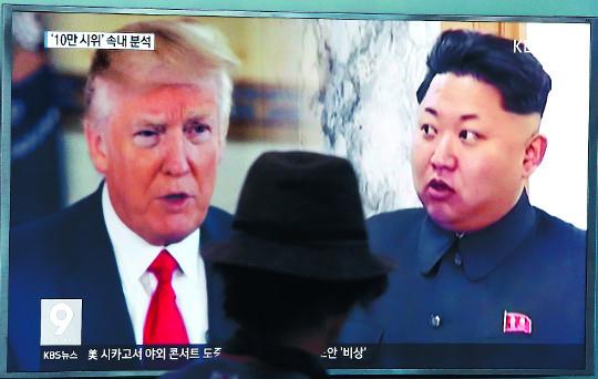 '핵무기 집착증' 2人 때문에… 핵전쟁 위험 커졌다 기사의 사진