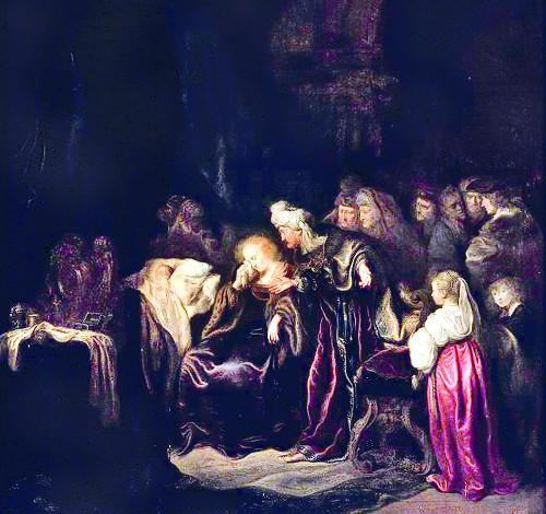 [인류 역사를 바꾼 성경 속 여인들] '왕의 여자'로 그치지 않고 '왕의 어머니'가 된 후궁 기사의 사진