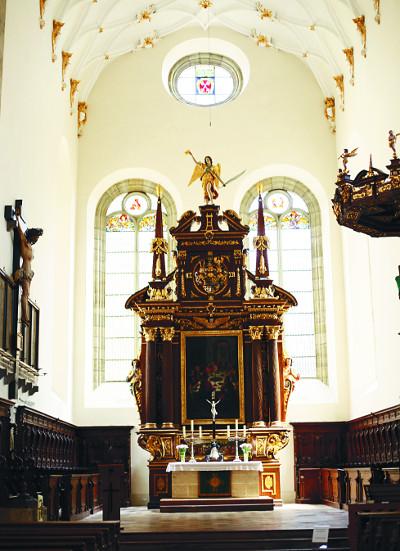 나란한 교회와 성당 첨탑, 종교화합 상징하는 듯… 중세 종교분쟁 격전지 레겐스부르크를 가다 기사의 사진