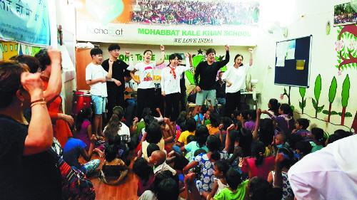 올여름 단기선교 '공동사역' 빛났다 기사의 사진