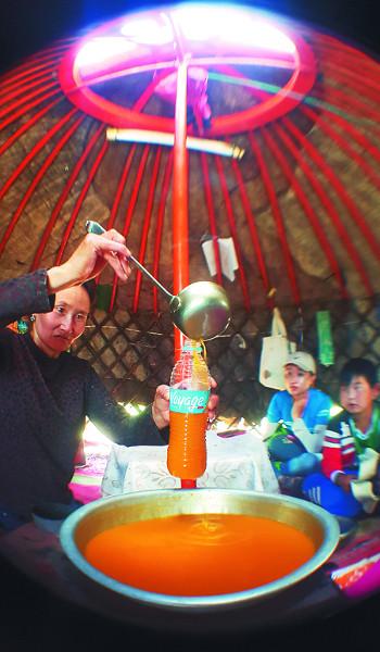 [And 스페셜] 몽골 사막서 자라는 희망 한 그루… 조림지 '고양의 숲' 르포 기사의 사진