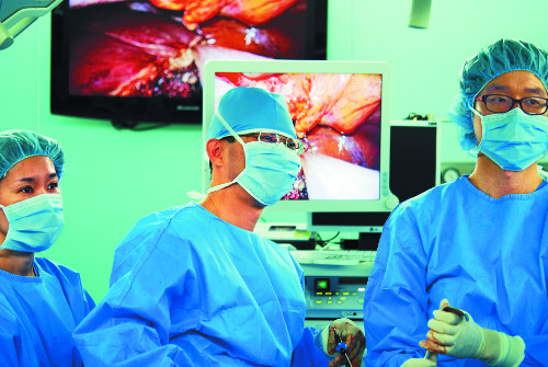 [명의&인의를 찾아서-(126) 서울성모병원 암병원 간담췌암센터] 간·담도·췌장암 극복 도와 기사의 사진
