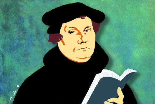 [월드뷰-이승구] 루터의 종교개혁과 우리 기사의 사진