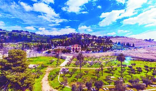 '성경의 땅' 이스라엘 구석구석 성지순례 떠나요 기사의 사진