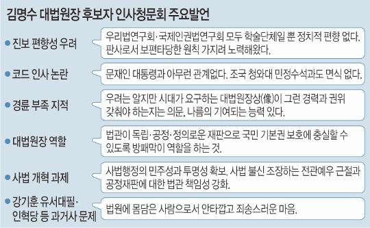 """김명수 """"전교조, 노조 명칭 사용은 위법"""" 기사의 사진"""