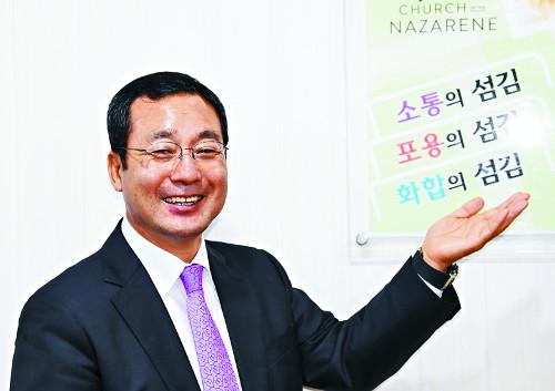 """나성 김영수 감독 """"작지만 강한 교회 개척에 지원 다할 것"""" 기사의 사진"""