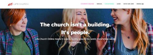 미국은 지금 '온라인 교회' 논쟁 중 기사의 사진