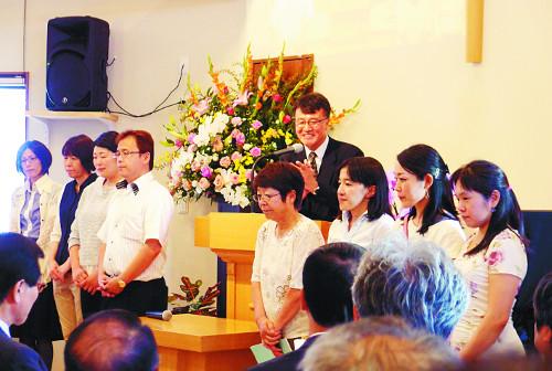 [미션 인 재팬] 교회건축 30년 숙원, 한국인 목사가 풀었다 기사의 사진