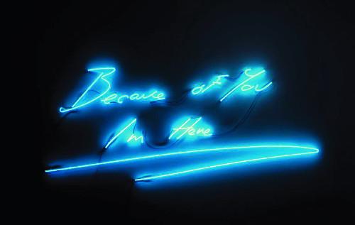 [미술산책] 자기 고백의 예술 기사의 사진