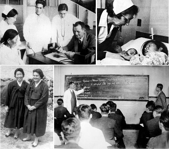병 고치고, 가르치고… 부산 '복음의 첫 씨앗'된 호주 선교사들 기사의 사진