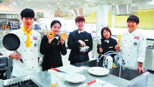 [믿음의 현장-한국조리사관직업전문학교] 비즈니스 선교 위해 요리 배우는 청년들 기사의 사진