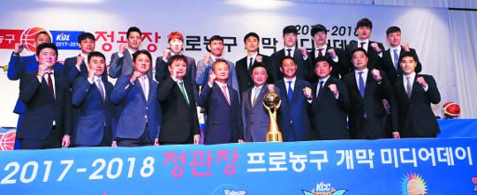 [And 엔터스포츠] 돌아온 농구의 계절 이번엔 더 뜨겁다 기사의 사진