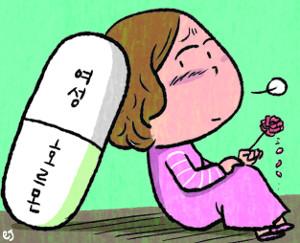 [헬스 파일] 폐경기증후군과 골다공증 기사의 사진