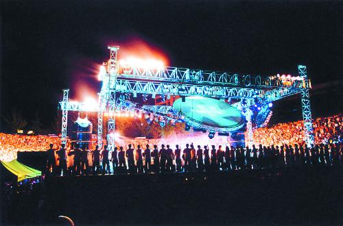 찬양단 '부흥한국' 20년…  다시 '부흥'을 노래한다 기사의 사진