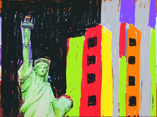 [서양화가 황주리의 나의 기쁜 도시] 뉴욕에서 다시 삶을 생각하다 기사의 사진