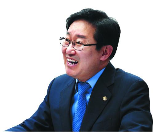 """[인터뷰] 박범계 """"국가안보 버린 제2롯데월드 인허가 과정도 밝혀야"""" 기사의 사진"""