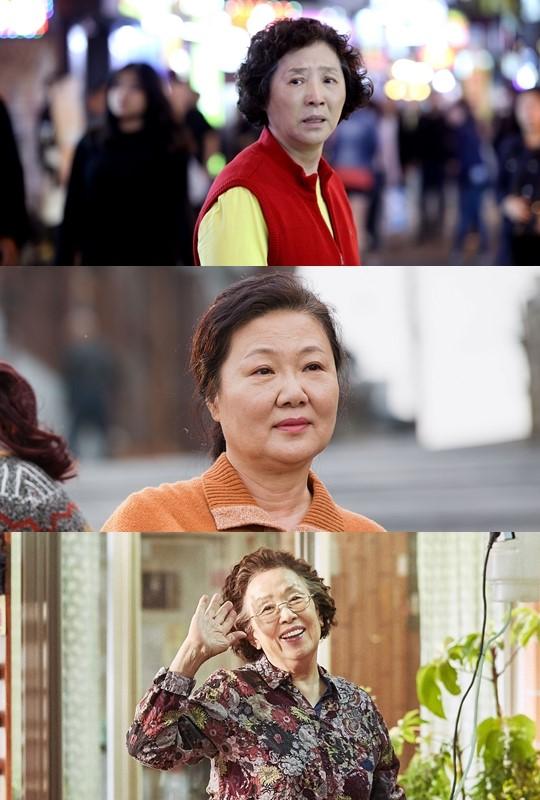 나문희-김해숙-고두심, 나이 들지 않는 연기 열정이란 기사의 사진