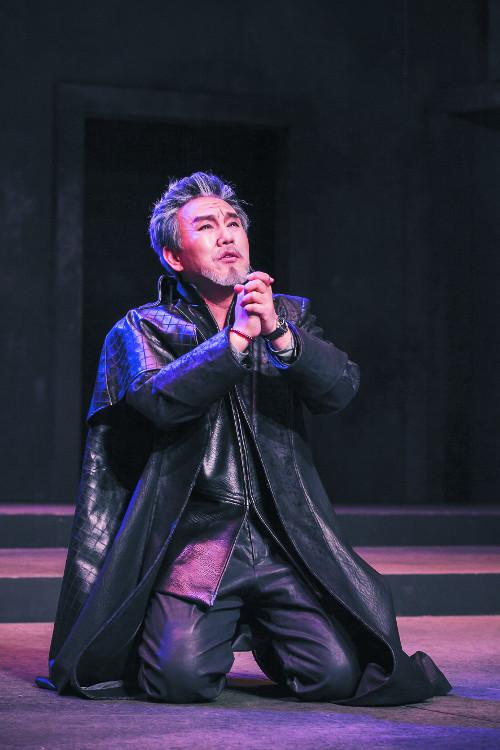 셰익스피어와의 만남… 뮤지컬이냐 연극이냐, 그것이 문제로다 기사의 사진