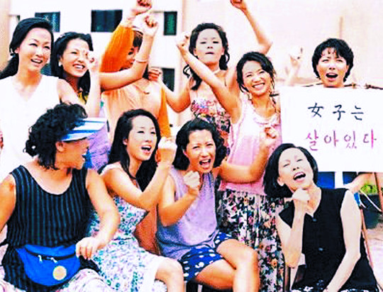 [명화는 시대다] 옥상, 여성들의 통쾌한 해방구… 짧았던 자유 기사의 사진