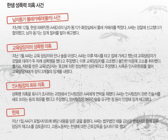 """[And 스페셜] 김상균 변호사 """"준강간 의미 알리려 한샘·현대카드 성폭력 수임"""" 기사의 사진"""