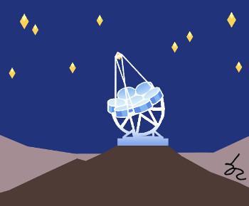 [한마당-김영석] 거대마젤란망원경 기사의 사진