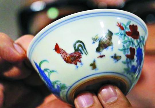 시진핑 '중국夢'에 고미술시장 '애국夢' 기사의 사진
