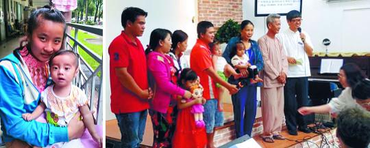 베트남 호찌민참조은광성교회, 성도 400명 한인교회가 현지 어린이 100명 심장병 수술 기사의 사진