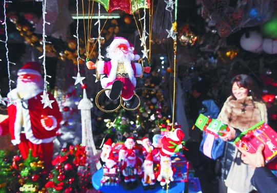 [포토 카페] 사랑이 넘치는 성탄절 기사의 사진