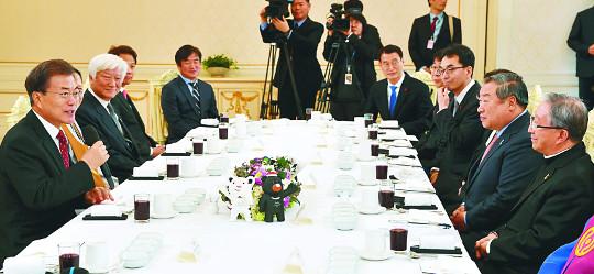 """""""남북관계, 두 가지 대화 시작될 것… 시기가 문제"""" 기사의 사진"""