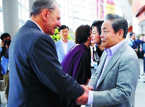 [즐감 스포츠] 공석인 한국 IOC 위원 기사의 사진