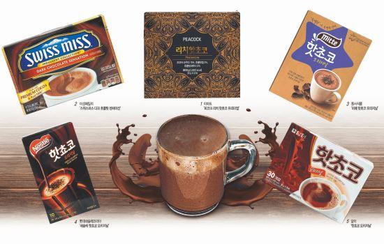 [And 컨슈머리포트] 핫초코… 이마트 PB에 초콜릿 전문가도 반했다 기사의 사진