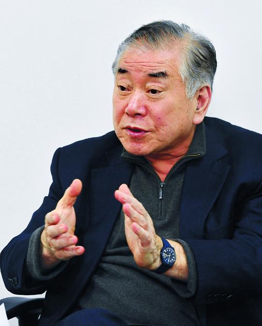 """문정인 """"남북관계 풀리면 한·미동맹 과도한 의존 불필요"""" 기사의 사진"""