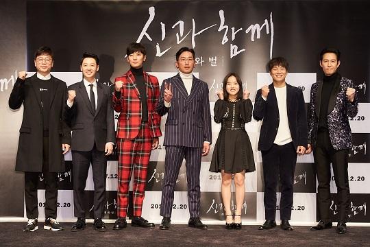 '신과함께' 역대 20번째 천만영화 등극… 흥행은 계속 기사의 사진