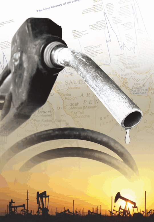 [And 경제인사이드] OPEC '감산동맹', 美 셰일가스 공세 버텨낼까… 올 유가 전망 기사의 사진