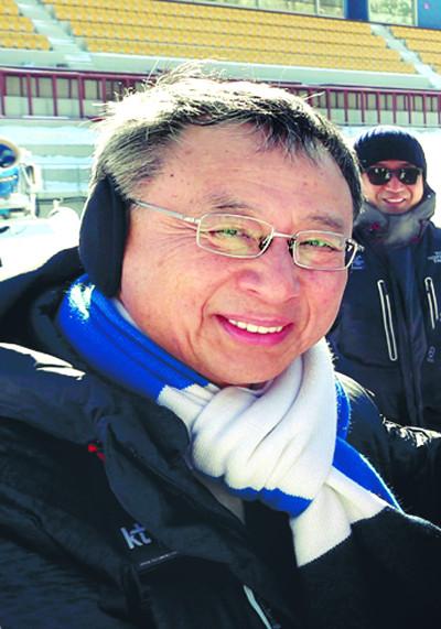'평창 동계올림픽' 현장에 발열조끼 전달 기사의 사진