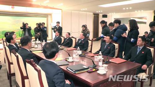 평창 실무회담 채널 곧 가동… 군사회담 실무접촉 준비 기사의 사진