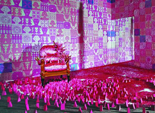 [미리보는 2018 전시회] 추상미술, 민중미술, 미디어아트… 푸짐한 상차림 기사의 사진