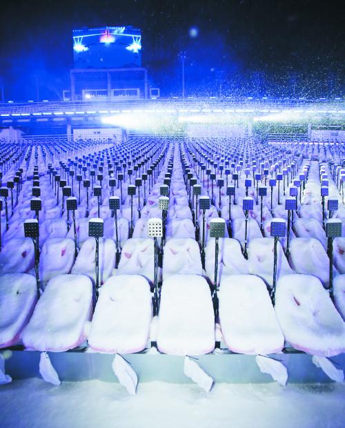 평창올림픽 기간 '최악 한파' 가능성… 대책 비상 기사의 사진