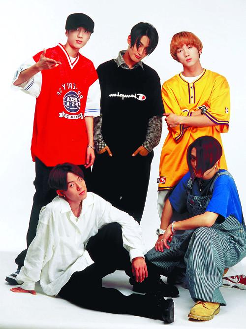 H.O.T 17년 만에 다시 뭉친다 기사의 사진