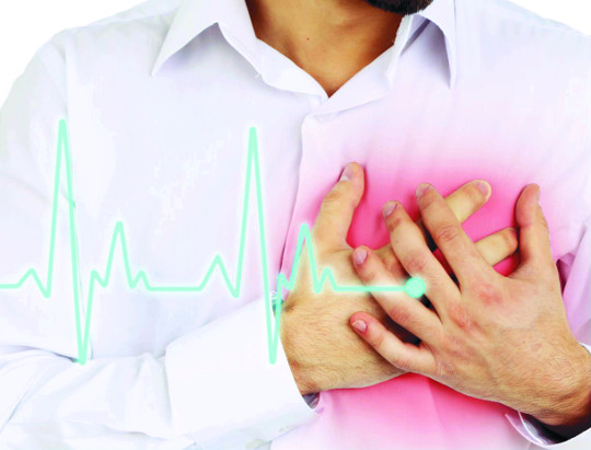 [And 건강] 갑자기 심장이 '쿵쾅'… 국민 93%가 모르는 심방세동 기사의 사진