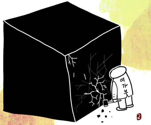 [창-박세환] 블랙 박스 기사의 사진