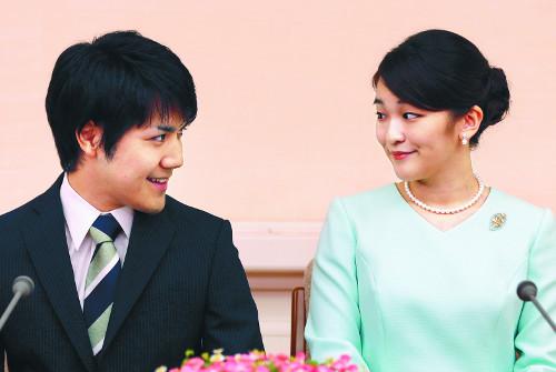 日王 손녀 마코 공주 결혼연기 왜? 기사의 사진