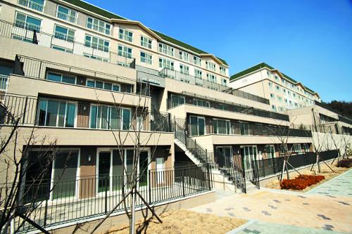 평창 데이즈힐, 평창 외신기자단 숙소 아파트 공매 물량 기사의 사진