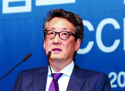 """[단독] """"빅터 차 낙마는 對韓 경제정책 이견 때문"""" 기사의 사진"""