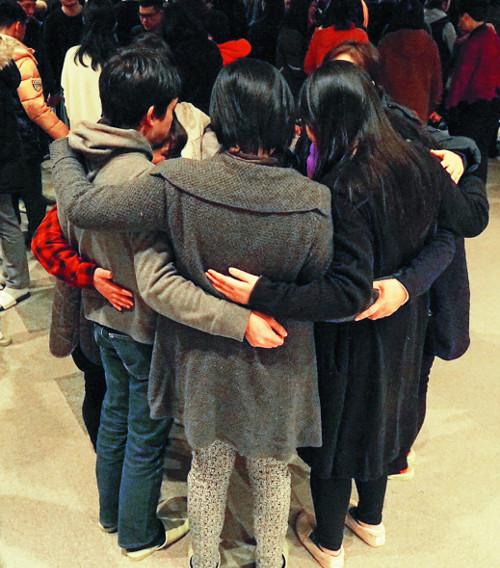 [미션 인 재팬] '셋이 하나가 될지라'… 복음으로 마음의 담 허문 한·중·일 청년들 기사의 사진